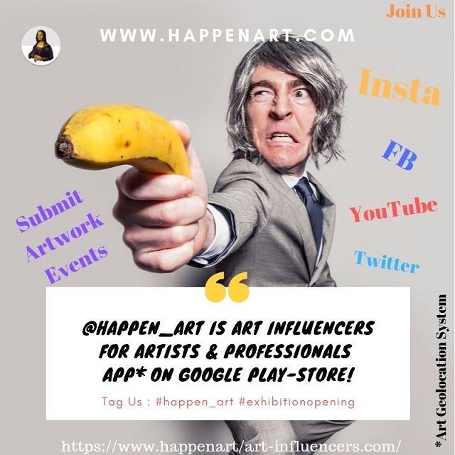 Instagarm Art Influencers App