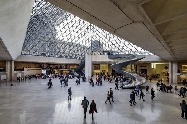 Louvre Museum Online