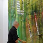 Gerhard Richter – Cage Paintings
