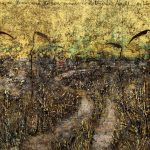 """Anselm Kiefer """"Field of the Cloth of Gold"""""""