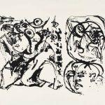 Jackson Pollock: Experimental Work on Paper