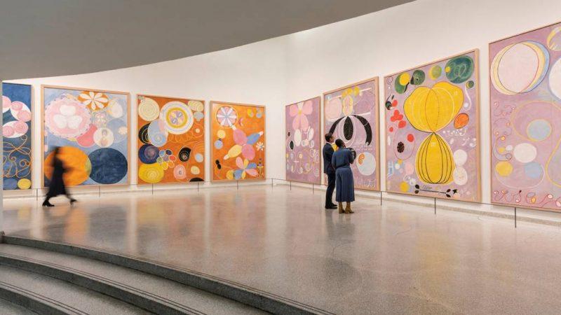 "Hilma af Klint ""The Secret Paintings"""