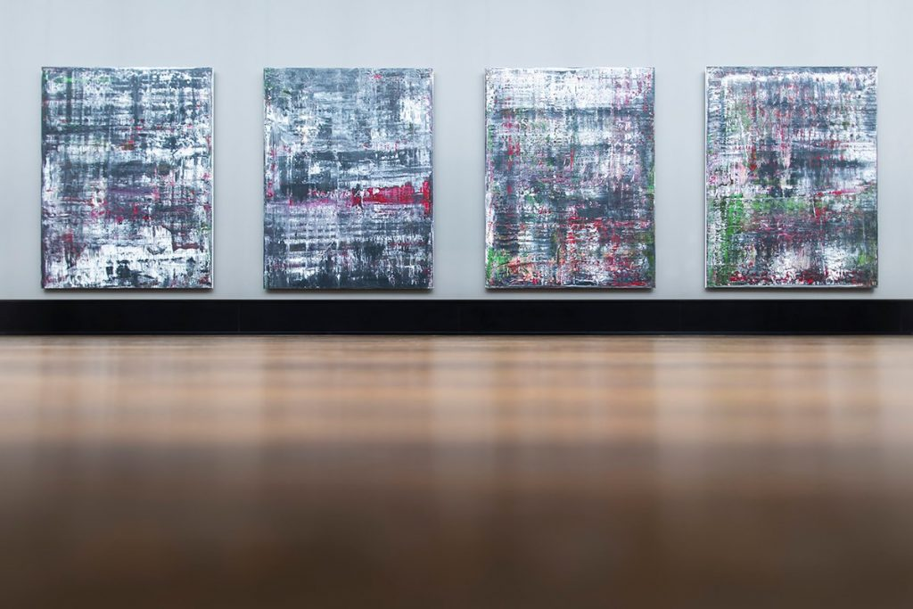 Reflections on painting: Gerhard Richter