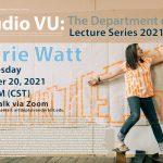 Studio vu lectures series 2021-2022